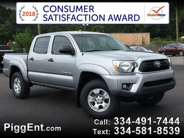 2015 Toyota Tacoma SR5 DOUBLE CAB PRERUNNER 2WD