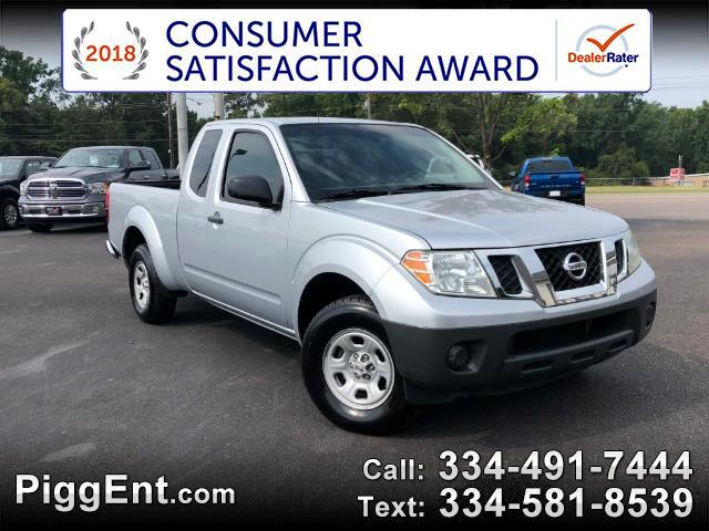 2011 Nissan Frontier S EXT CAB 2WD