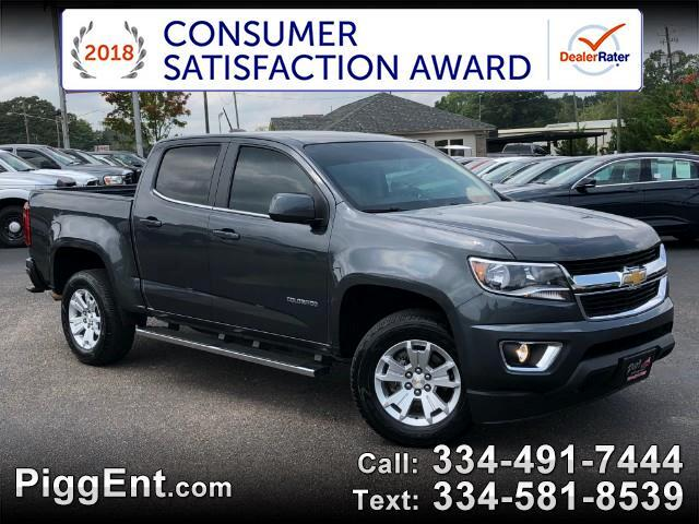 2016 Chevrolet Colorado LT CREW CAB 2WD