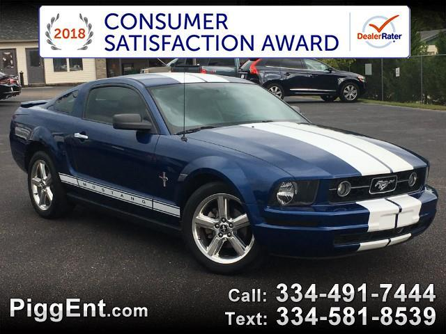 2008 Ford Mustang DELUXE V6