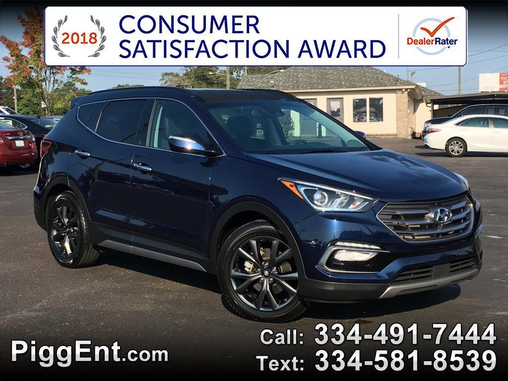 2018 Hyundai Santa Fe Sport LIMITED ULTIMATE 2.0T