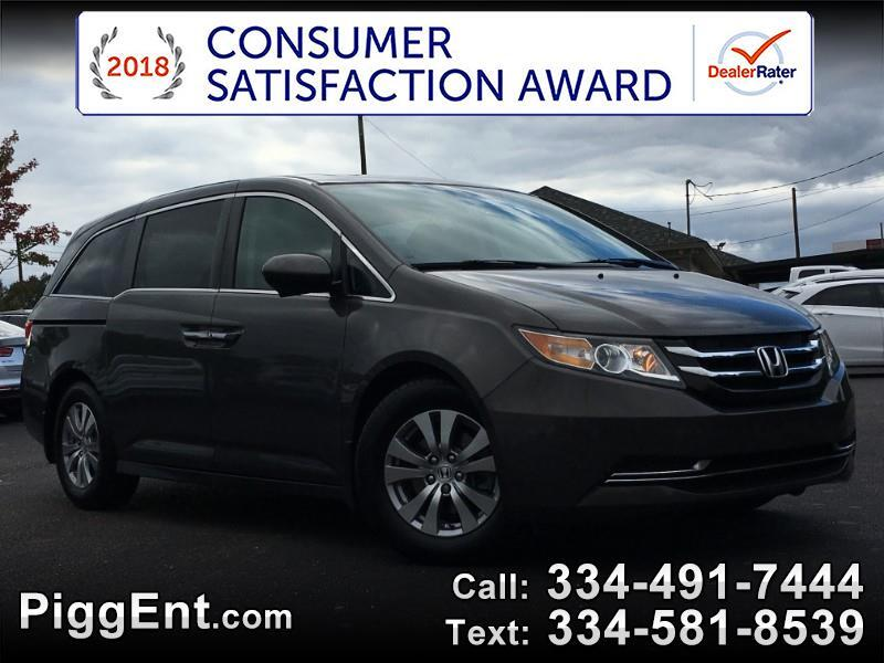 2015 Honda Odyssey EX-L WITH RES