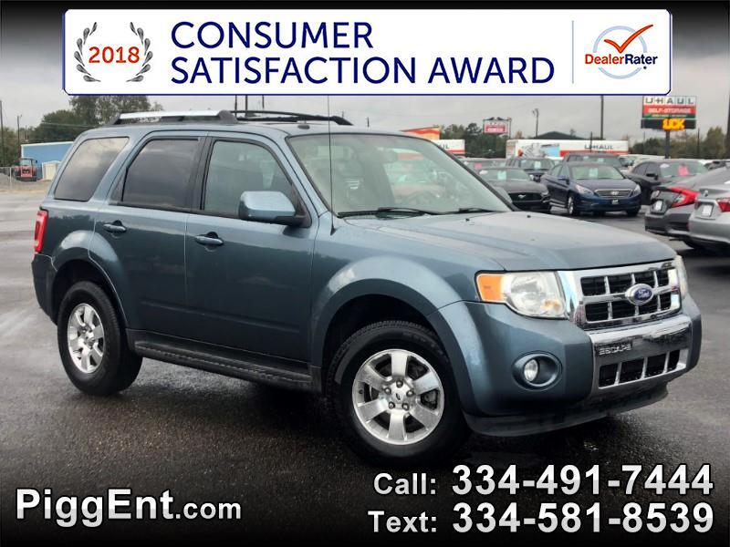 2011 Ford Escape LIMITED 2WD
