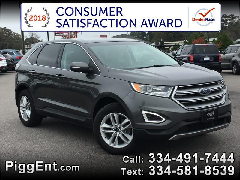 2015 Ford Edge SEL 2WD