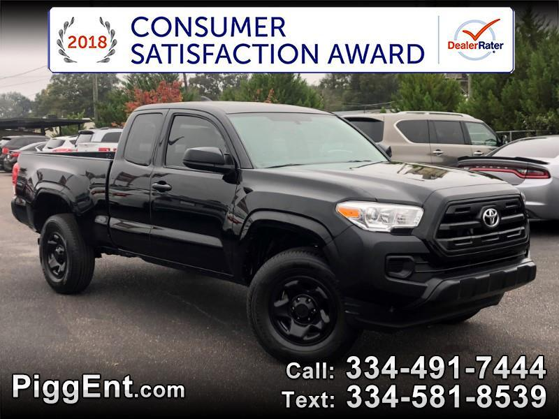 2017 Toyota Tacoma SR EXTENDED CAB 2WD