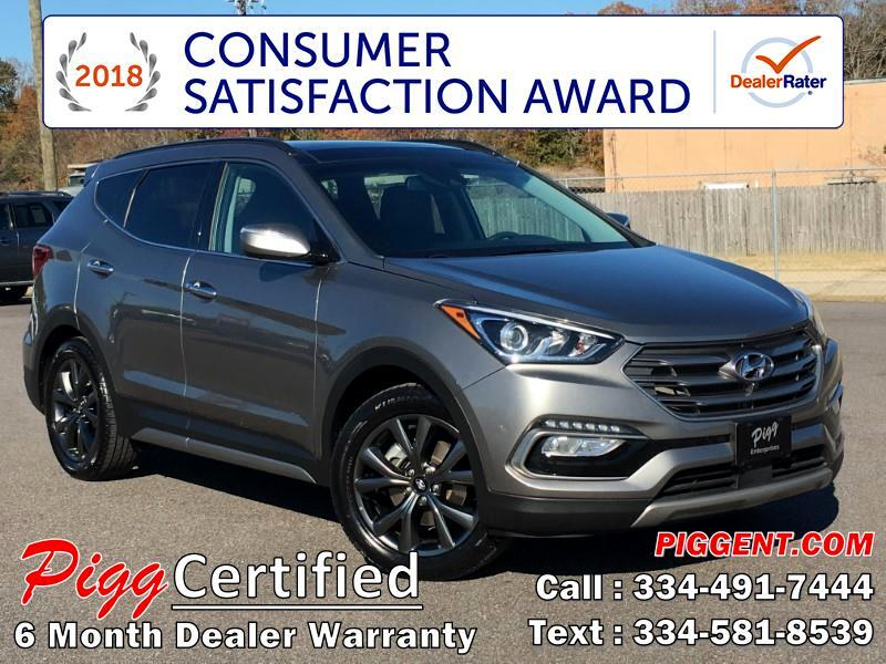 2018 Hyundai Santa Fe Sport LIMITED ULTIMATE WITH TECH PACKAGE 2.0T