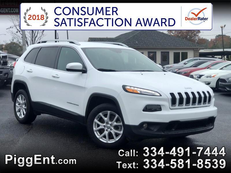 2018 Jeep Cherokee LATITUDE PLUS 2WD
