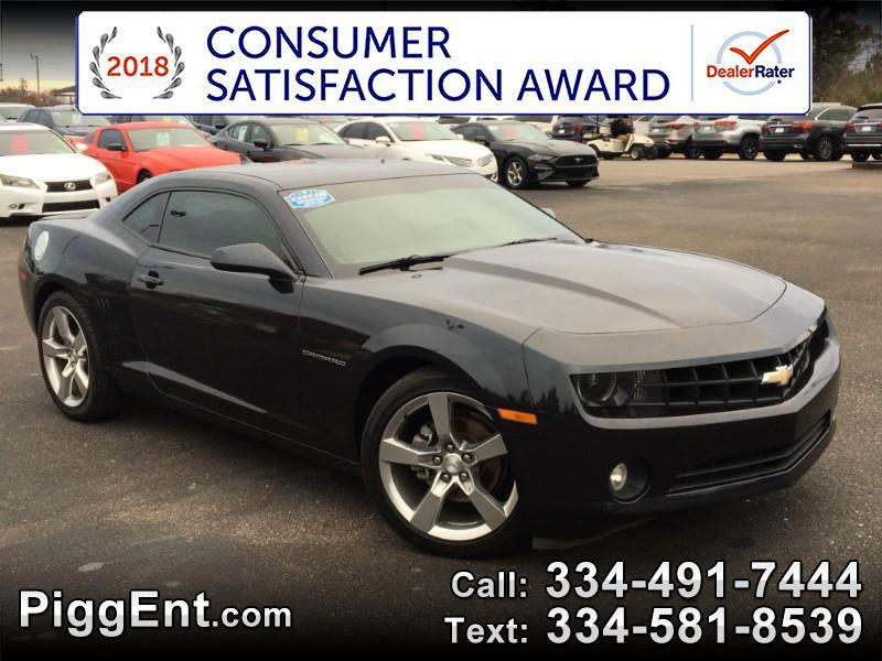 2013 Chevrolet Camaro 2LT RS