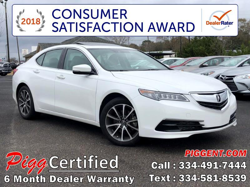 2015 Acura TLX TECHNOLOGY SH-AWD