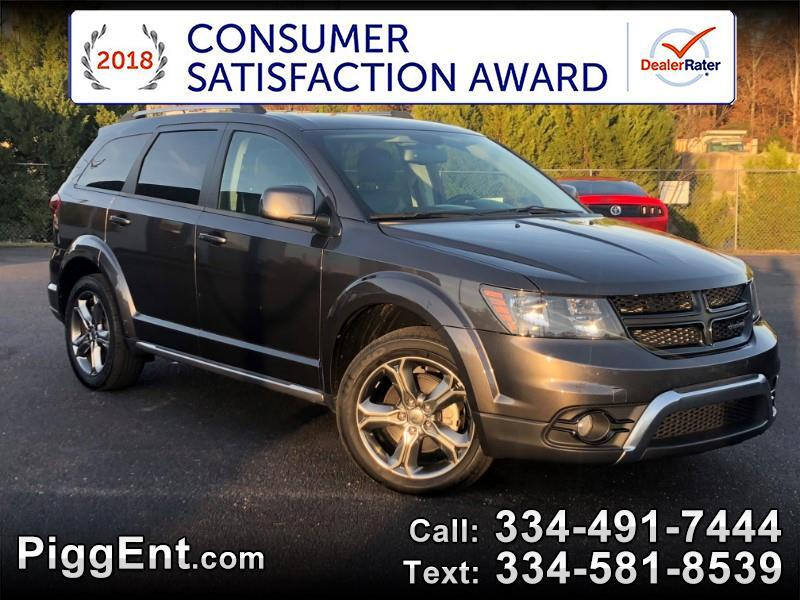 2018 Dodge Journey CROSSROAD 2WD