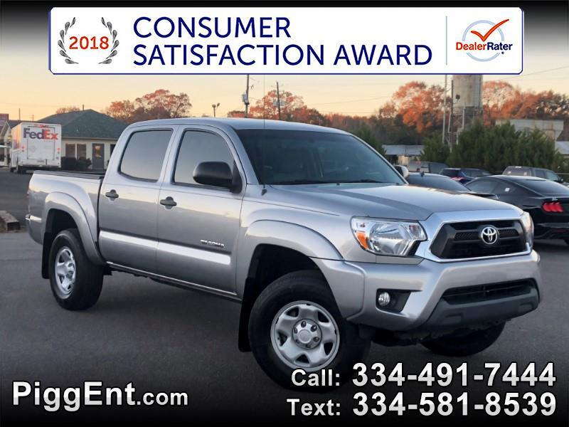 2015 Toyota Tacoma DOUBLE CAB PRERUNNER SR5 2WD