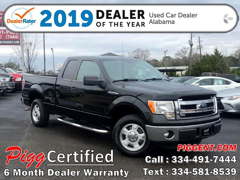 2013 Ford F-150 XLT SUPER CAB 2WD