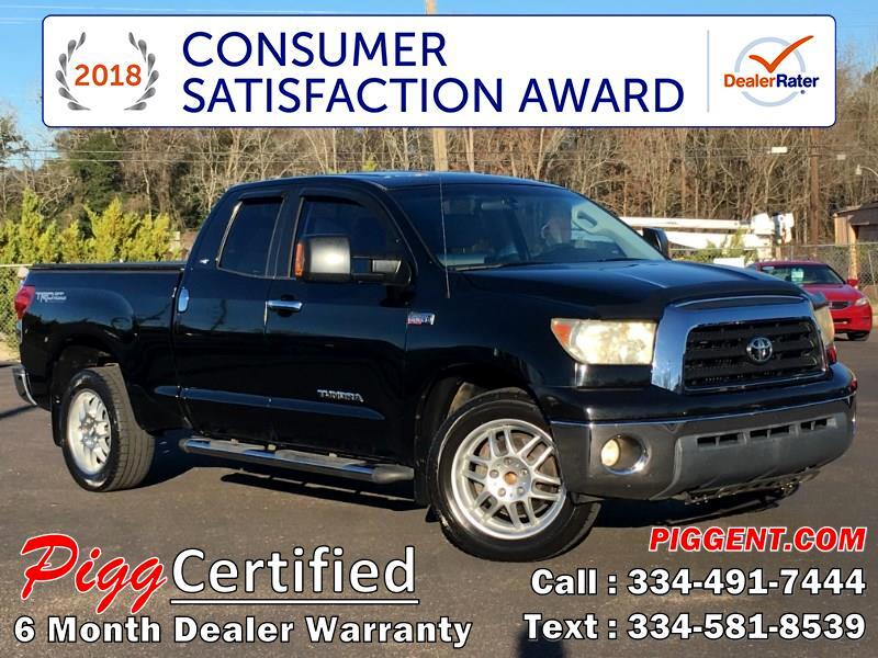 2008 Toyota Tundra XSP DOUBLE CAB TRD OFF-ROAD 2WD