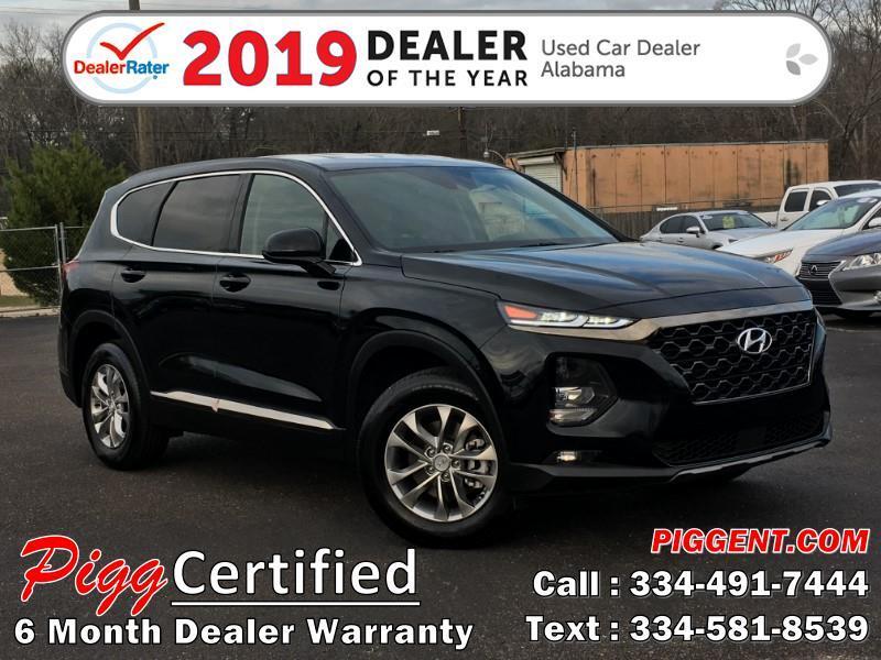 2019 Hyundai Santa Fe SEL 2WD