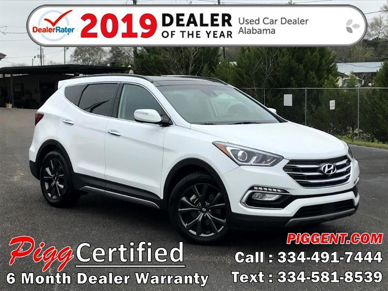 2018 Hyundai Santa Fe Sport ULTIMATE 2WD