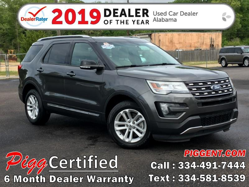 2016 Ford Explorer XLT 2WD