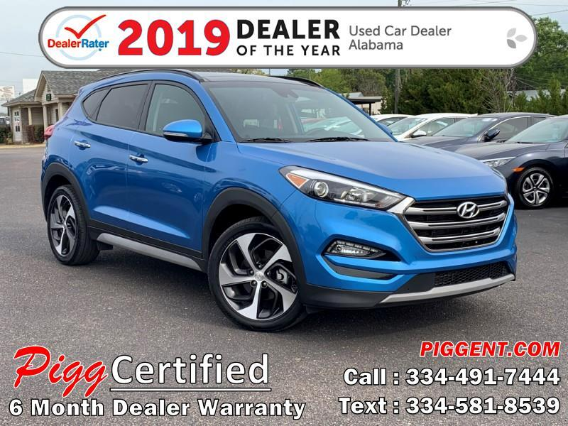 2018 Hyundai Tucson Limited Ultimate 2WD