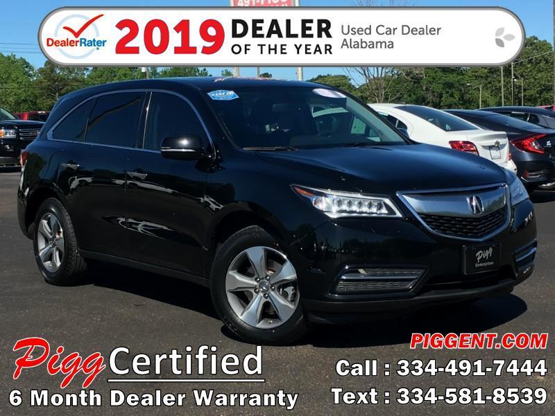 2015 Acura MDX AWD