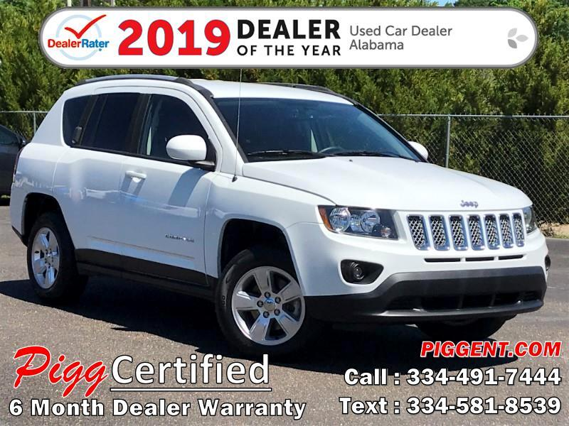 2016 Jeep Compass LATITUDE 2WD