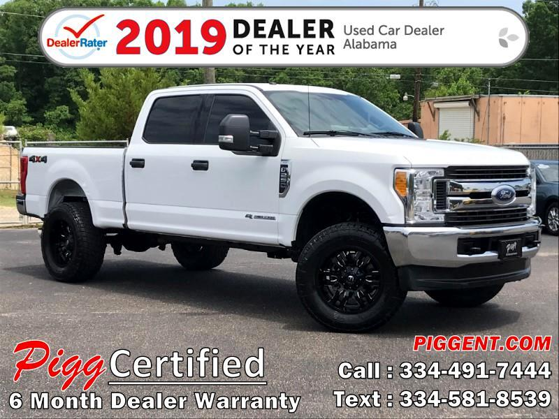 2017 Ford F-250 SD XLT SUPERCREW 4WD