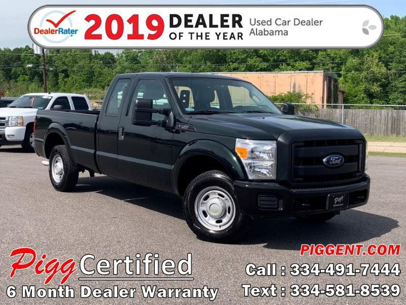 2015 Ford F-250 SD XL SUPERCAB 2WD