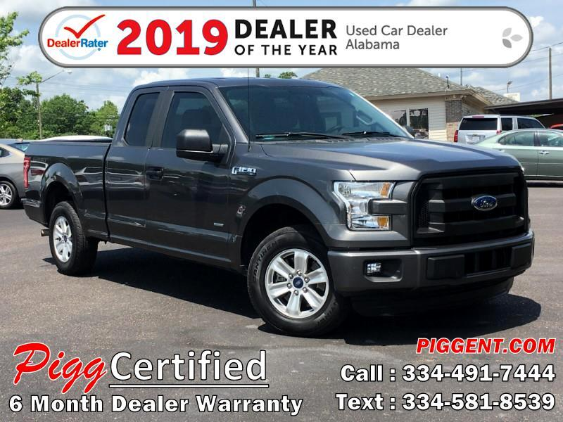 2015 Ford F-150 XL SPORT SUPERCAB 2WD
