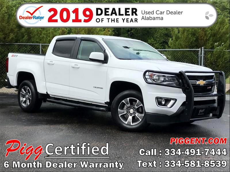 2016 Chevrolet Colorado Z71 CREW CAB 4WD