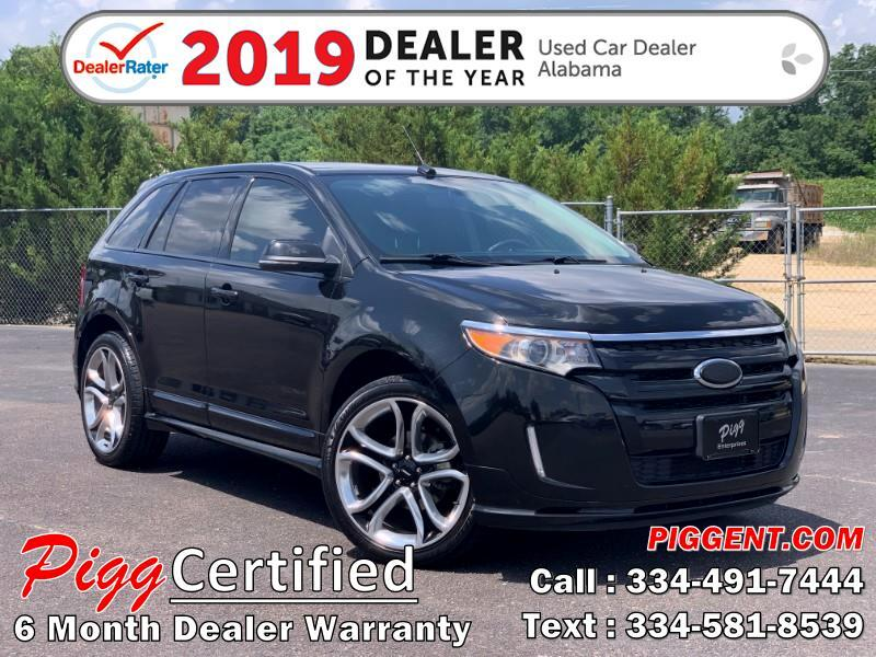2014 Ford Edge SPORT 2WD