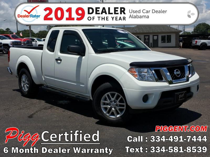 2017 Nissan Frontier SV KING CAB 2WD