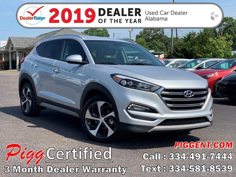2018 Hyundai Tucson LIMITED ULTIMATE 1.6T 2WD