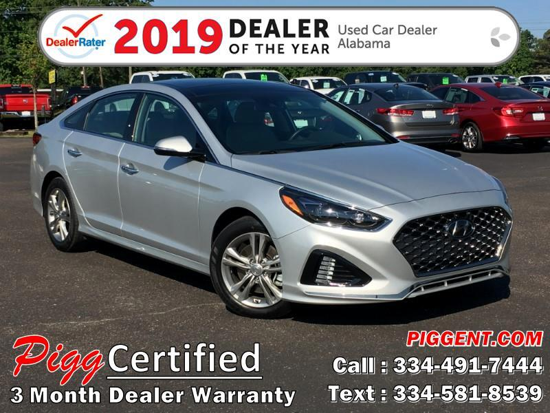 2018 Hyundai Sonata LIMITED ULTIMATE