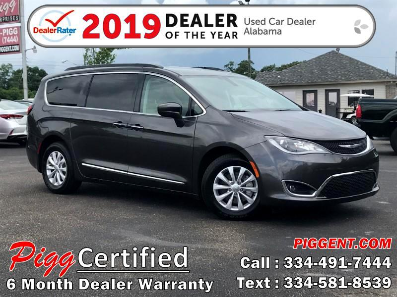 2017 Chrysler Pacifica TOURING-L V6