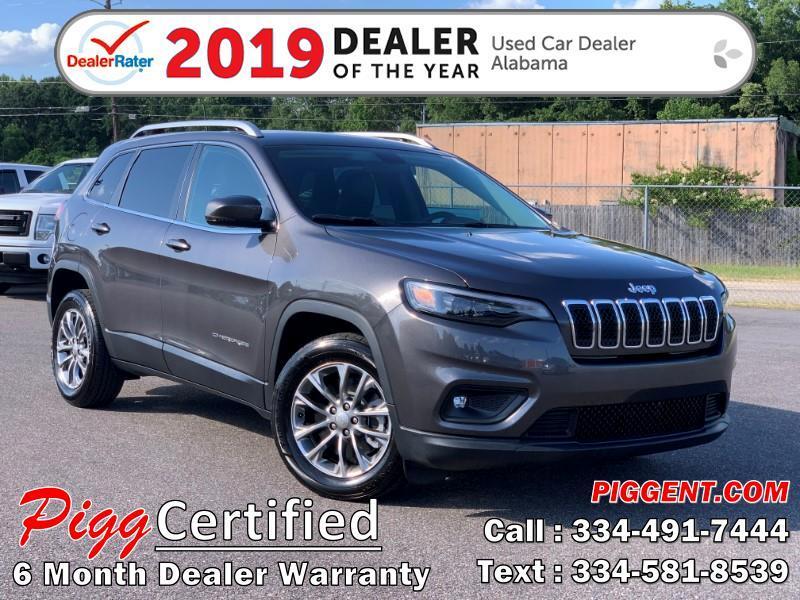 2019 Jeep Cherokee Latitude Plus 2WD