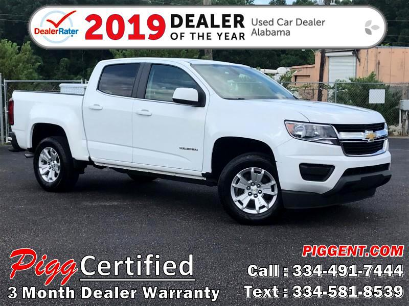 2015 Chevrolet Colorado LT CREW CAB 2WD