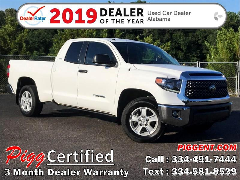 2018 Toyota Tundra SR5 DOUBLE CAB 2WD