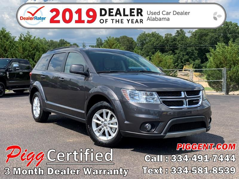 2015 Dodge Journey SXT 2WD