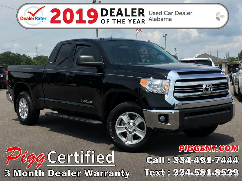 2016 Toyota Tundra DOUBLE CAB SR5 2WD