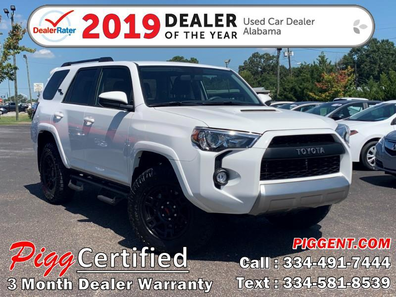 2019 Toyota 4Runner XP TRD OFF-ROAD 4WD