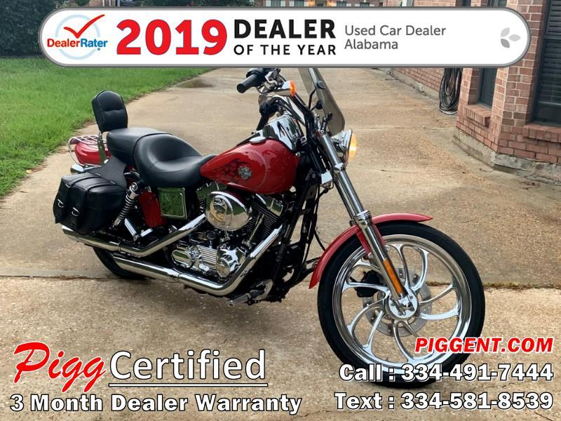 2004 Harley-Davidson Dyna Wide Glide Fuel Injected