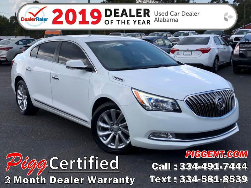 2015 Buick LaCrosse LEATHER V6