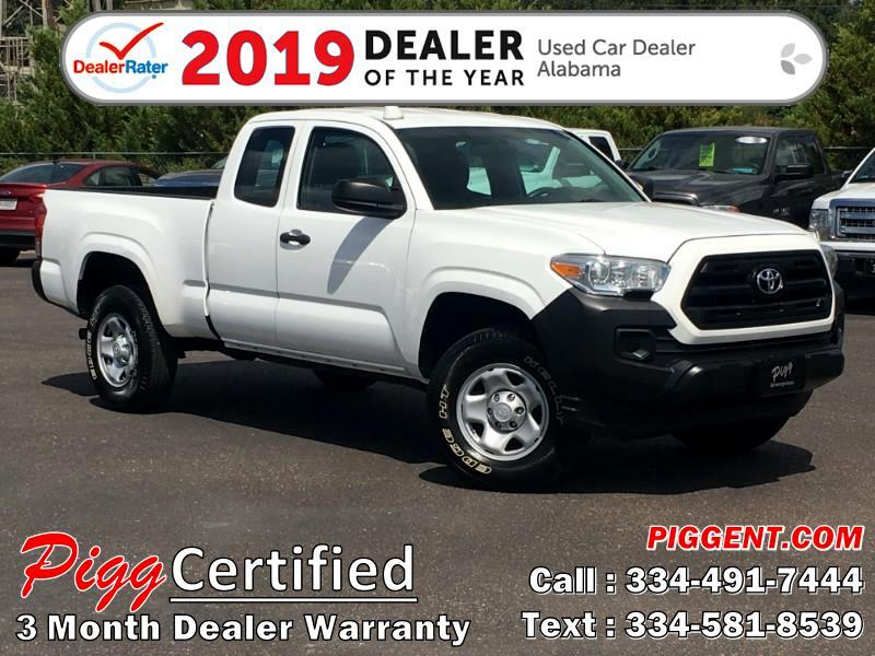 2016 Toyota Tacoma SR EXTENDED CAB 2WD