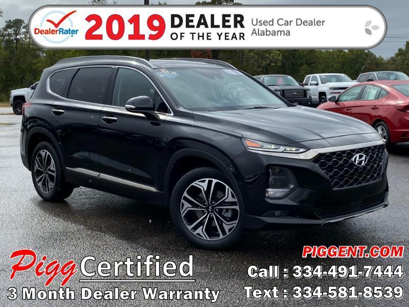 2019 Hyundai Santa Fe LIMITED ULTIMATE 2.0T 2WD