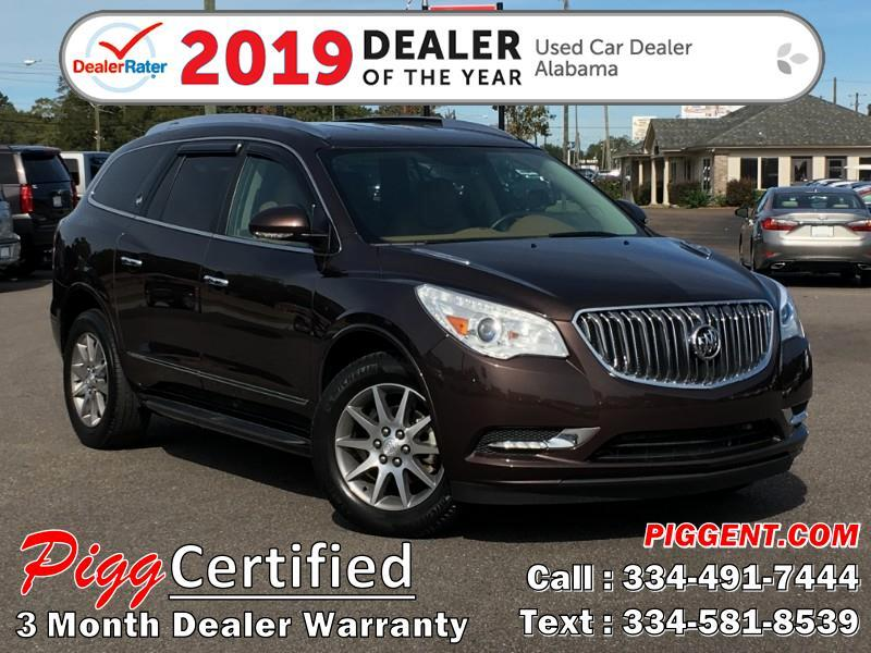 2015 Buick Enclave LEATHER 2WD