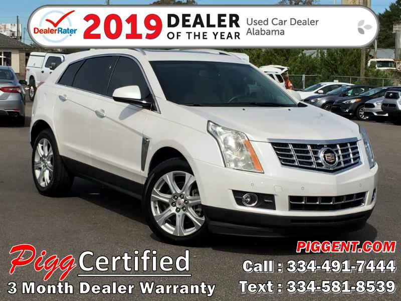 2015 Cadillac SRX PERFORMANCE 2WD