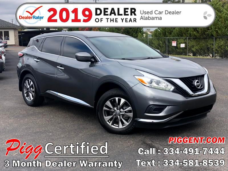 2017 Nissan Murano S 2WD