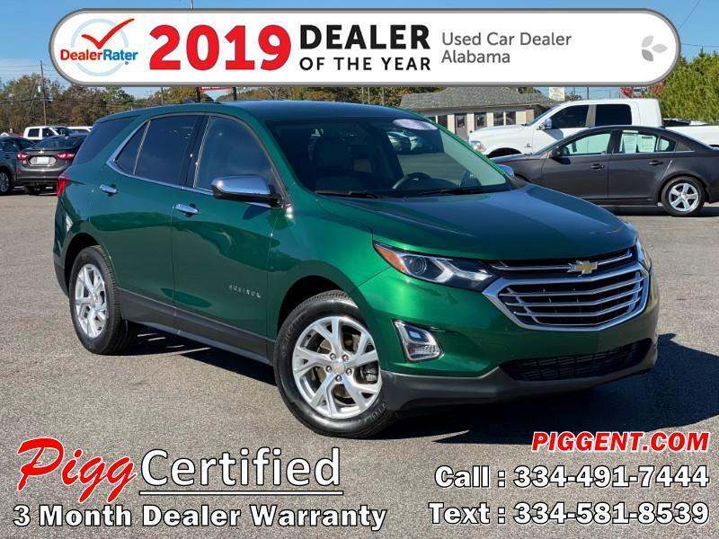 2018 Chevrolet Equinox LT 2WD 2.0L TURBO