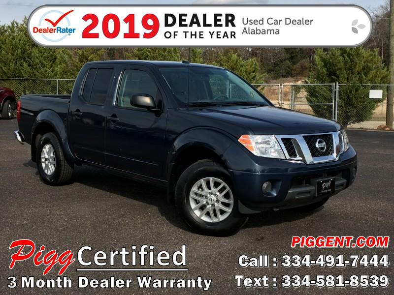 Nissan Frontier 4WD  2017
