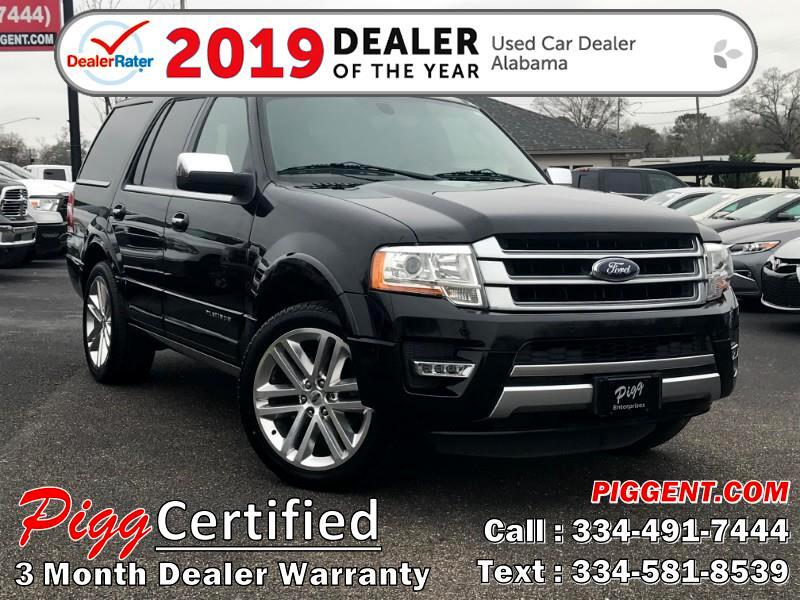 Ford Expedition Platinum 2WD 2016