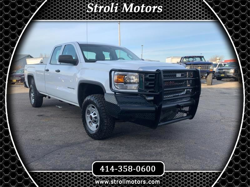 2015 GMC Sierra 2500HD Base Double Cab Long Box 4WD