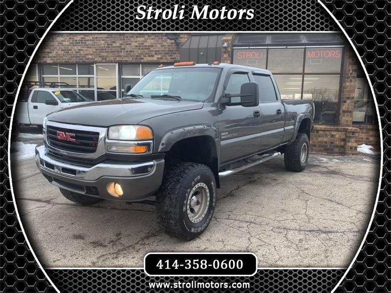2006 GMC Sierra 2500HD SLE2 Crew Cab Std. Box 4WD